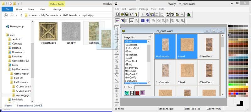 Creating and Editing WAD Files [Counter-Strike 1 6] [Tutorials]