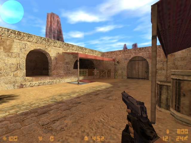 how to make hostages follow you in counter strike