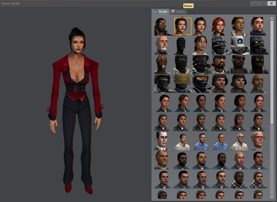 (SiN Episodes Emergence) 4 Characters [Garrys Mod] [Works
