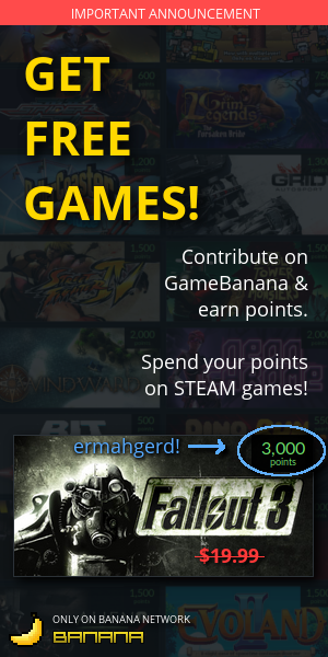 Earn points, get games!