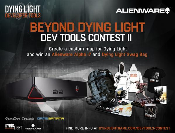 We Need Your Help To Select The Overall Winner Who Will Win A Top Of The  Range Alienware Alpha Steam Machine, Plus Loads Of Dying Light Swag!