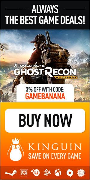 Kinguin Tom Clancy's Ghost Recon Wildlands 300x250