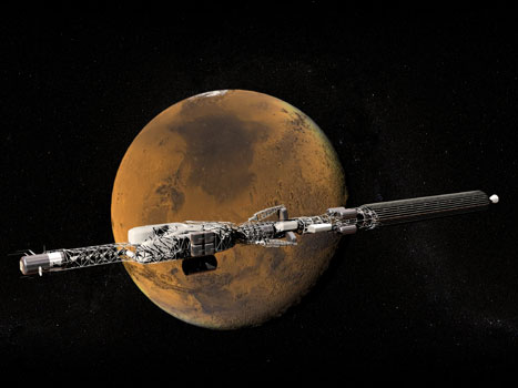 """The """"Red Planet"""" mapping competition! (Wikis > Project ..."""