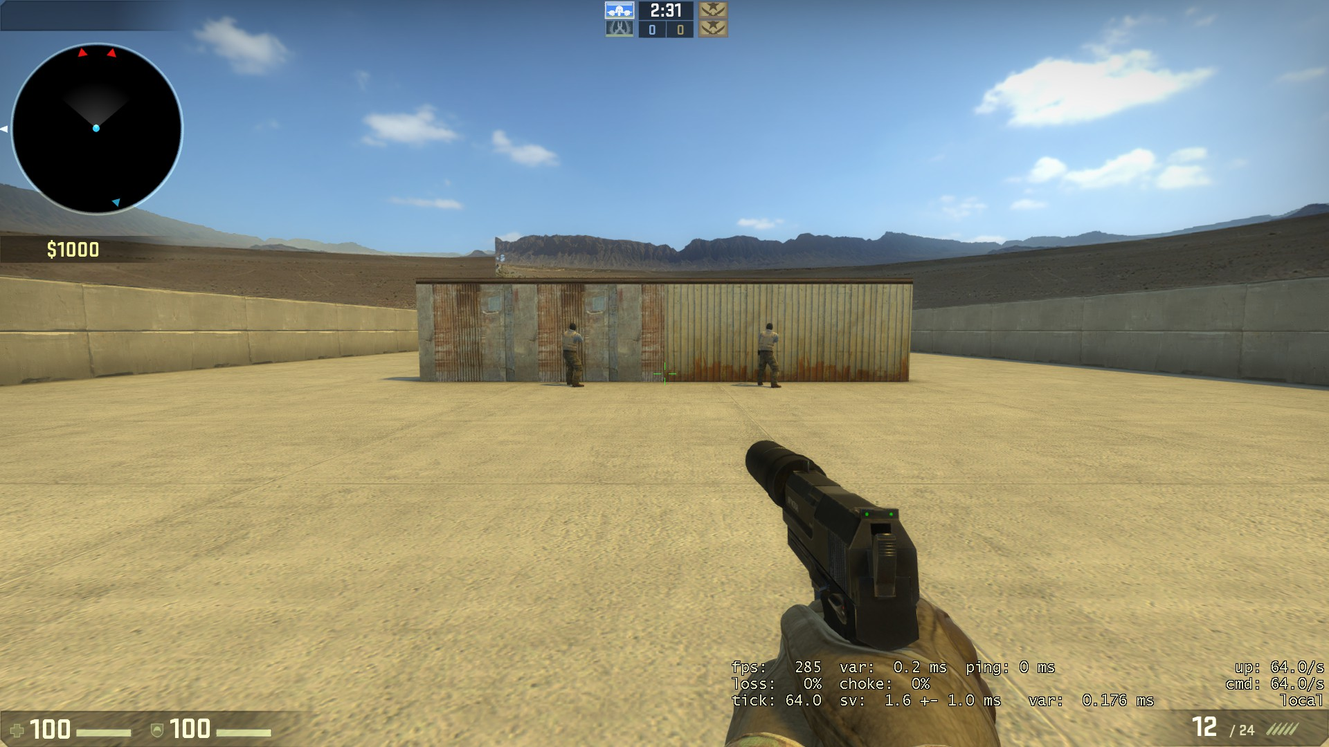how to change level to competitive in csgo