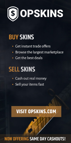 OPSkins - Buy & Sell Skins