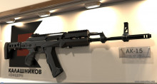 From Russia with love - AK 15