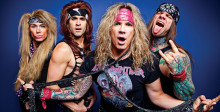 Steel Panther is coming to town =)