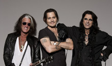Hollywood Vampires ROCK!