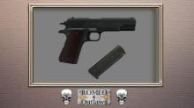 Colt 1911 Bootleg-custom - Capone