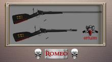 1874 Sharps Carbine pack - Grimm