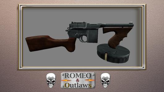 Mauser BigBelly Bootleg-custom - Enoch