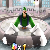 Buffed Luigi avatar