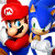 Mario and Sonic Guy avatar