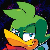 Bean The GOD DAMN DUCK avatar