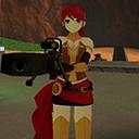 The Blue Zealot avatar
