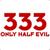 Half Evil 333 avatar