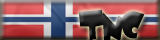 The Norwegian club banner