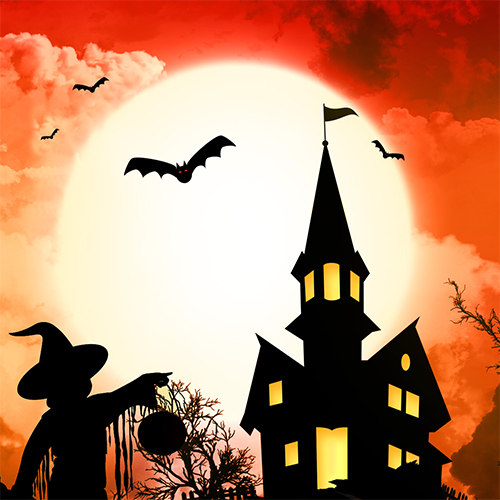 Halloween 2015 Mapping Contest