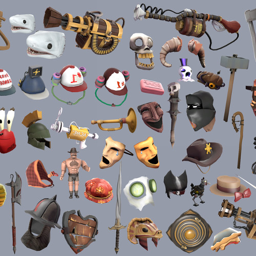 2016 GameServers-TF2Design Skinning Contest