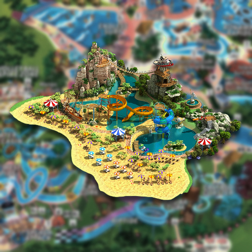 The Water Park Mapping Contest