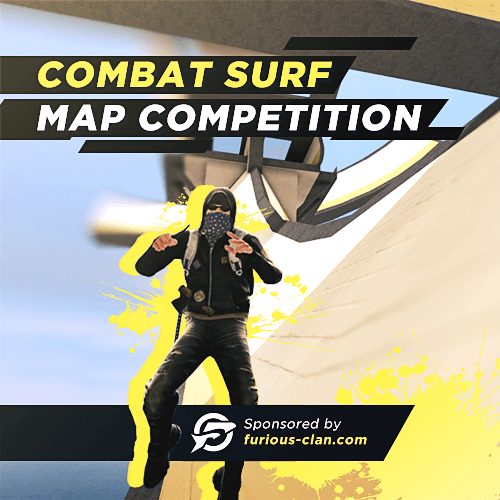 CS:GO Combat Surf Mapping Contest