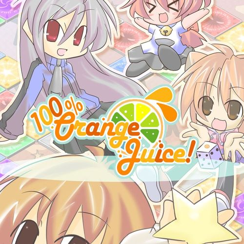 100% Orange Juice character skin contest