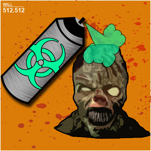 Zombie Panic! Source Community Spray Contest
