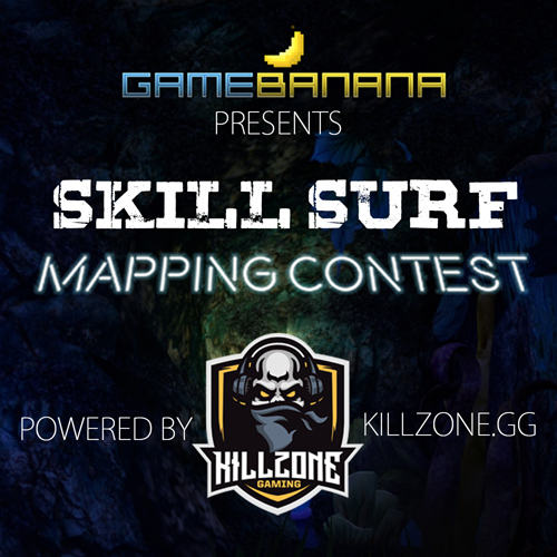 CSGO Skill Surf Mapping Contest