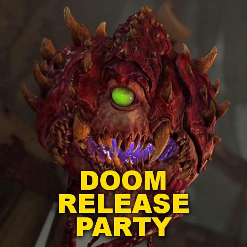 Doom Release Party