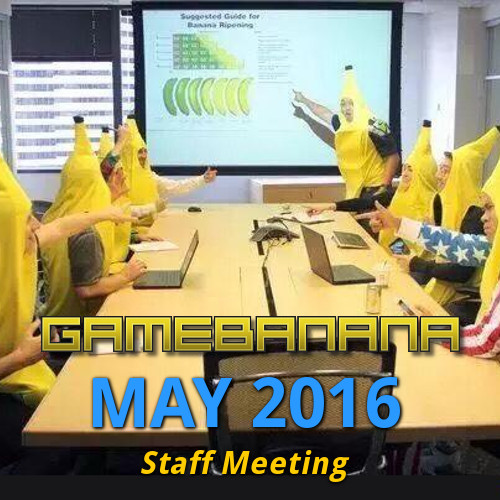 GameBanana Staff Meeting preview