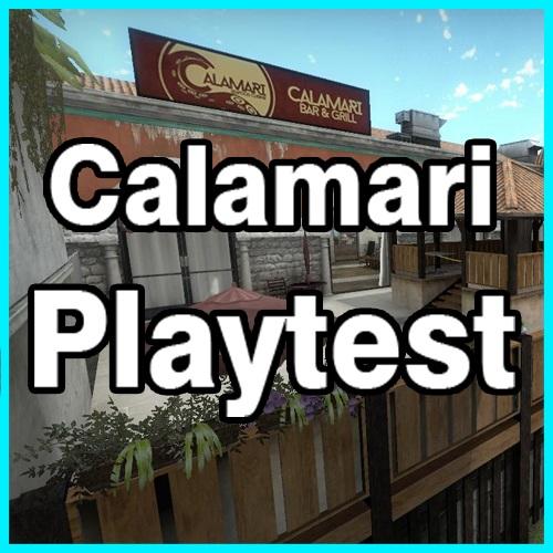 De_Calamari Playtest