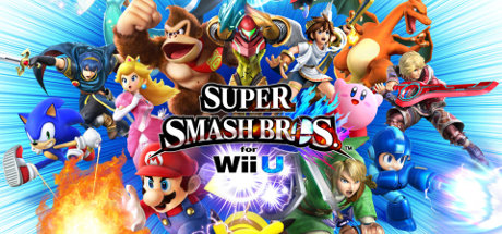 Super Smash Bros. for Wii U Banner