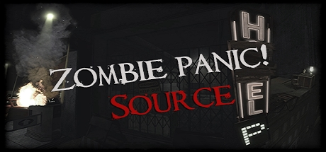 Zombie Panic! Source Banner