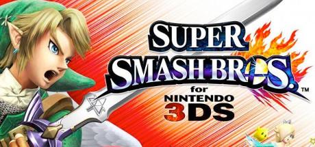 Super Smash Bros. For Nintendo 3DS Banner