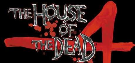 The House of the Dead 4 Banner