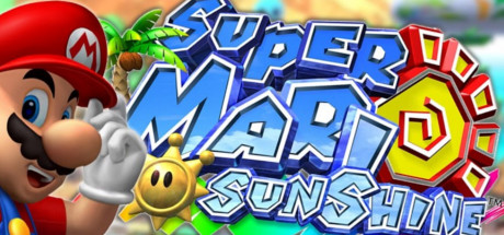 Super Mario Sunshine Banner