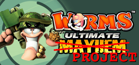 Ultimate Worms Project Banner