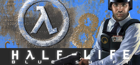 Half-Life: Blue Shift Banner