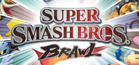 Super Smash Bros. Brawl Banner