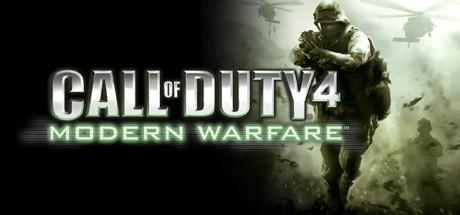 Call of Duty 4: Modern Warfare Banner