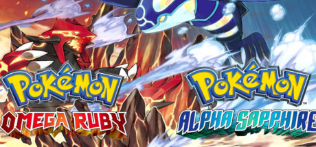 Pokemon Omega Ruby and Alpha Sapphire Banner