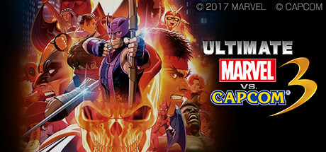 Ultimate Marvel vs Capcom 3 Banner