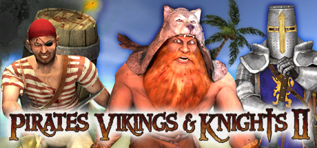 Pirates Vikings and Knights II