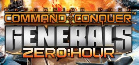 Command & Conquer: Generals Zero Hour Banner
