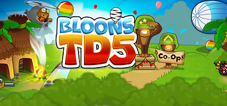 Bloons Tower Defense 5 Banner