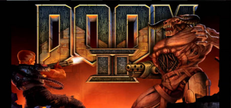 Doom II: Hell on Earth Banner