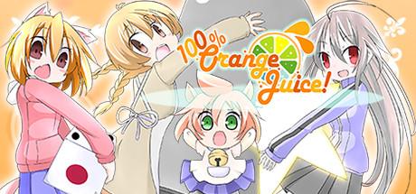 100% Orange Juice Banner