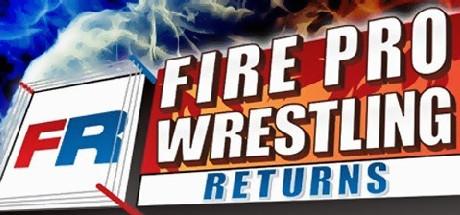 Fire Pro Wrestling Returns Banner