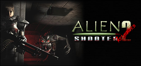 Alien Shooter 2: Reloaded Banner