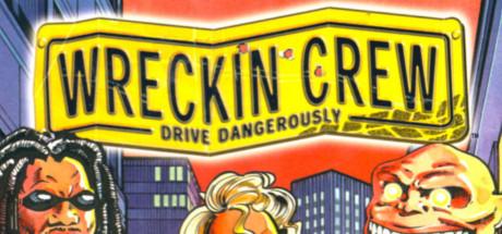 Wreckin Crew Banner